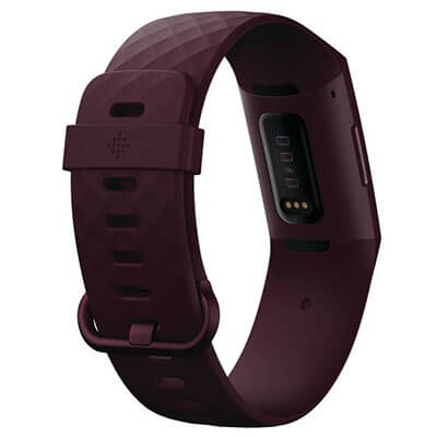 Fitbit Charge 4 - back view