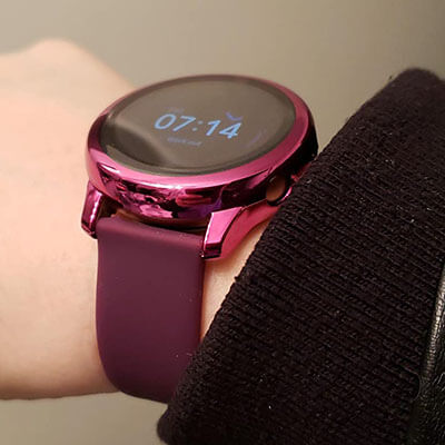 SAMSUNG Galaxy Watch Active 2 - side view