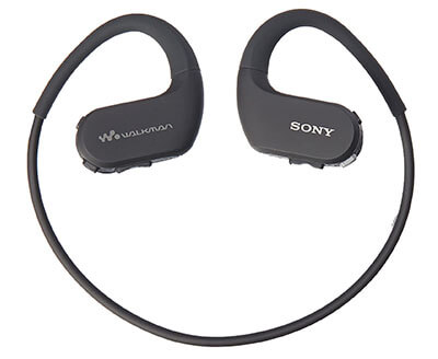 Sony NWWS413BM Wearable MP3 Player